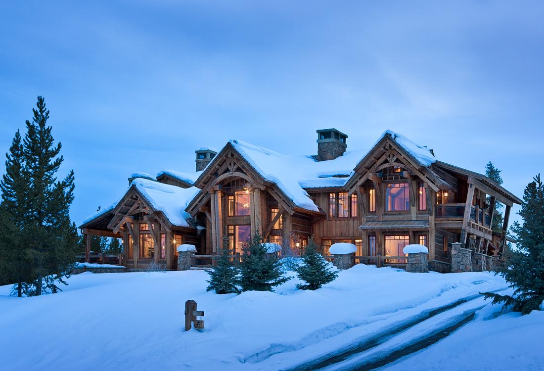 Elk Ridge Lodge Exterior