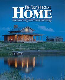 Big Sky Journal Home, Aug 2010