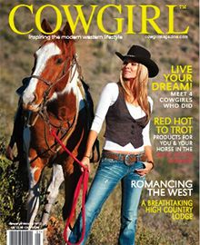 Cowgirl Magazine, Jan/Feb 2013