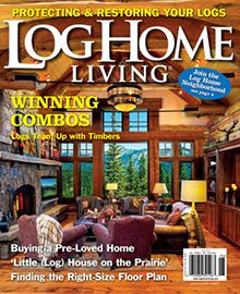 Log Home Living, Spring 2012