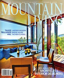 Mountain Living, Sept/Oct 2011