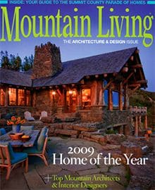 Mountain Living, Sept/Oct 2009