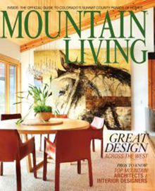 Mountain Living, Sept/Oct 2012