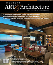 Western Art & Architecture, Oct/Nov 2017