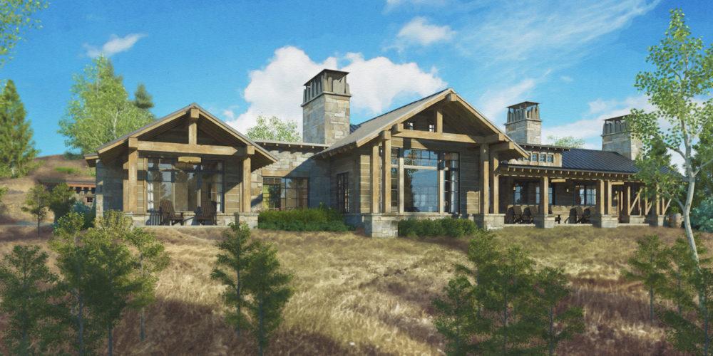 Big 5 Ranch, a family ranch
