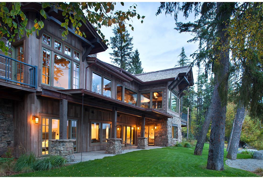 Robertson Lake House