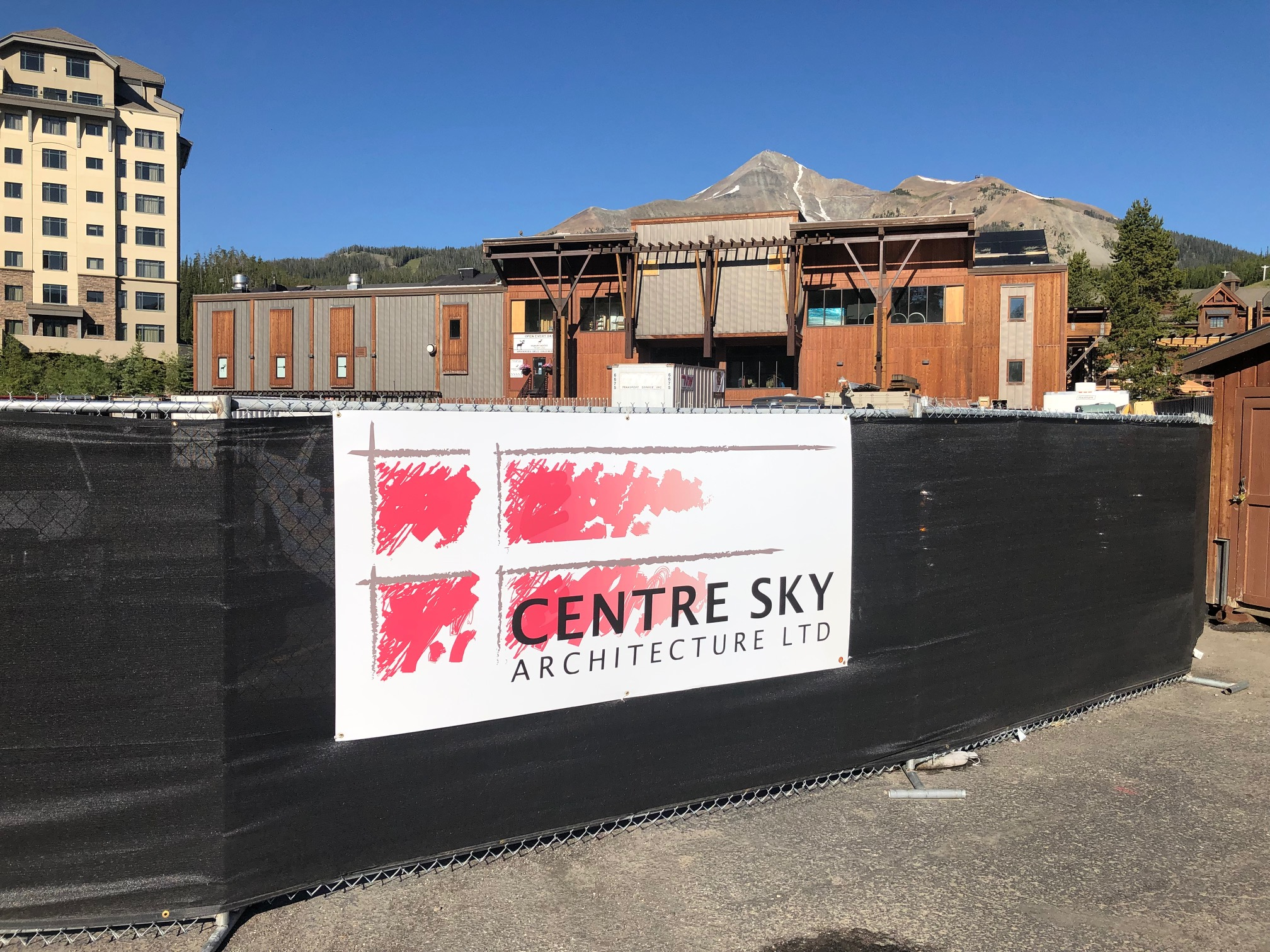 Big Sky Resort Remodel